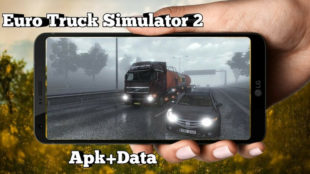 euro truck simulator 2 for android